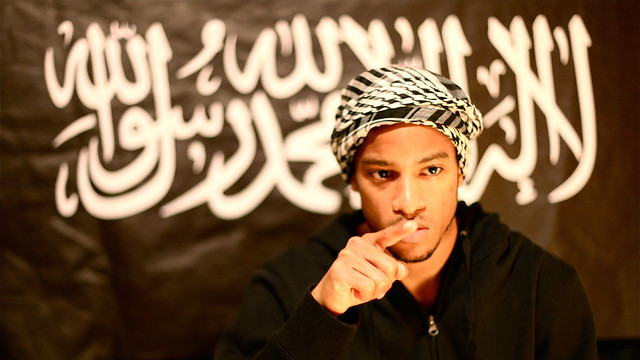 Acting As Umar Islam On 'Liquid Bomb Plot' on National Geographic Channel