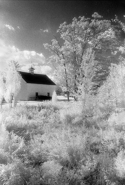 Barn, Saco, Maine 1982