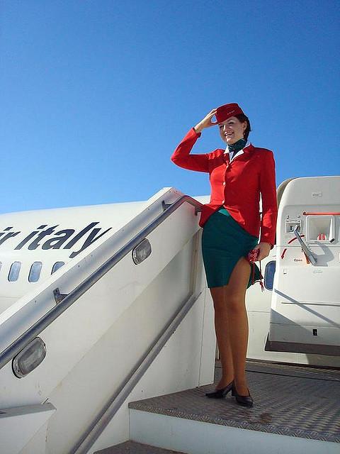фото веселых стюардесс - 4