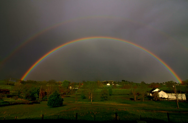 Weather Kentucky 2011 Rainbow