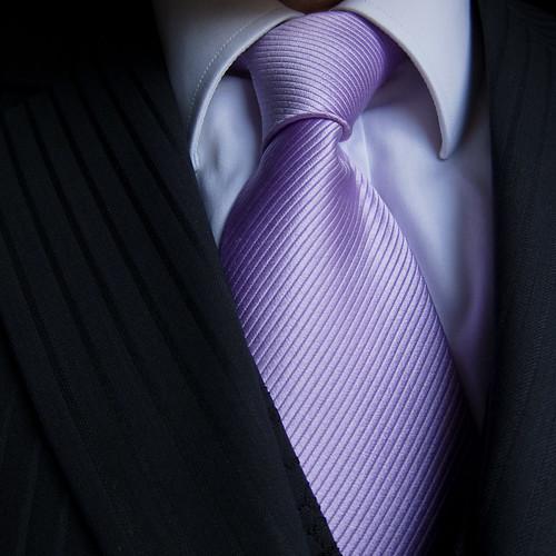 Self Tie Portrait 2 | by (Luciano)