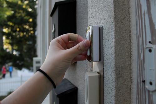 Doorbell.