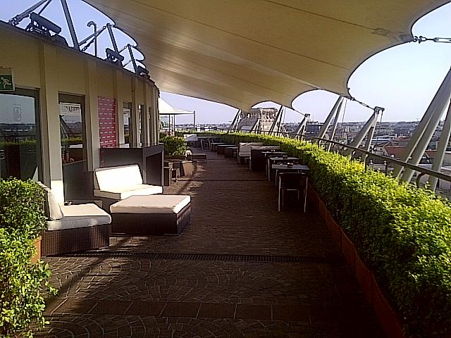 Hotel Dei Cavalieri Terrazza The Beautiful Terrace Of Hote