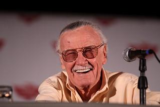 Stan Lee | by Gage Skidmore