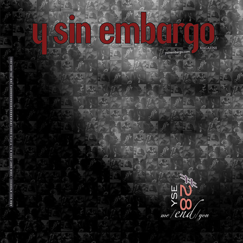 Y SIN EMBARGO magazine #28, me/END/you   by fernandoprats