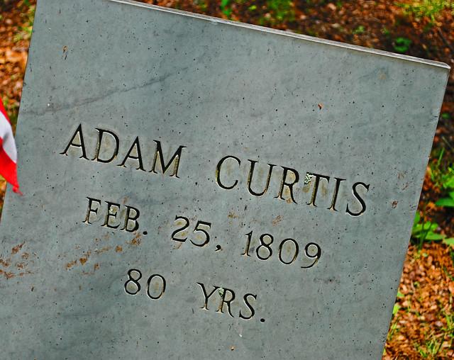 Veteran's Grave Stone