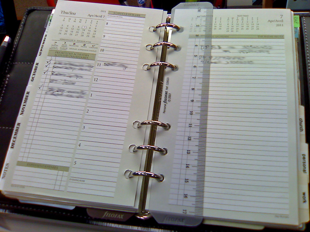 graphic regarding Day Runner Binder titled Kendal, Working day Runner I preserve hoping towards hire the Filofax include
