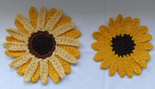 Giant and Dwarf Sunspot Sunflowers II | by Siona Karen