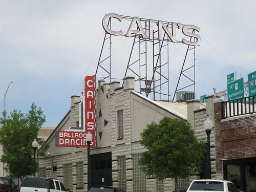 Cain's Ballroom 1