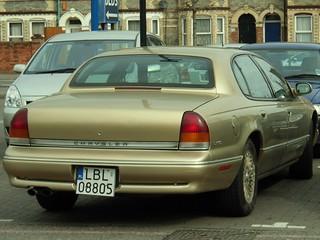 1993-97 Chrysler LHS 3.5 V6 Saloon. | by bramm77