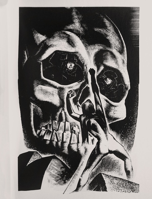 Lynd Ward - Wood Engraving for