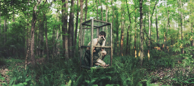 Habitat, restricted.