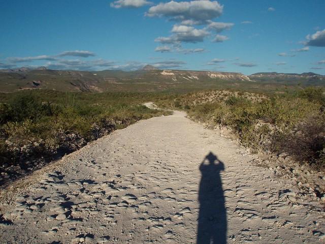 The road out - El camino entre San Rafael de las Tablas y San Juan Capistrano, Zacatecas, Mexico