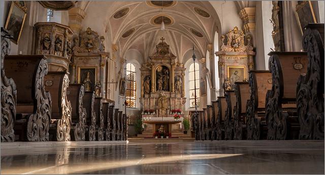 Kirche in Valley