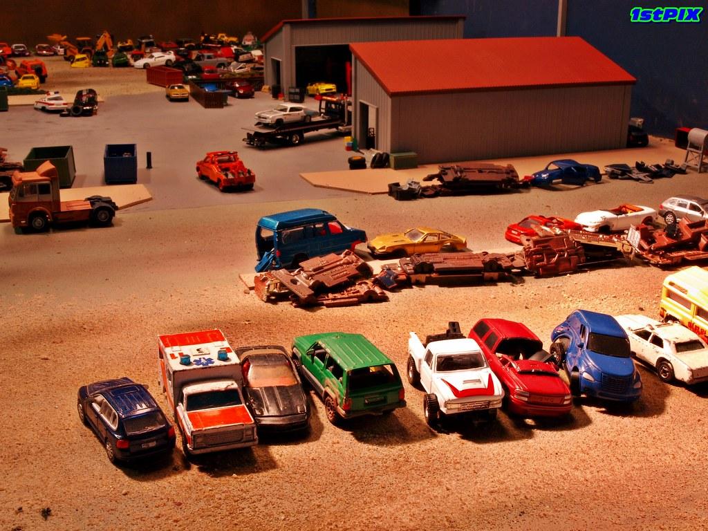 Wallys Auto Salvage >> Last Light On The Junkyard At Auto Salvage Heaven This De