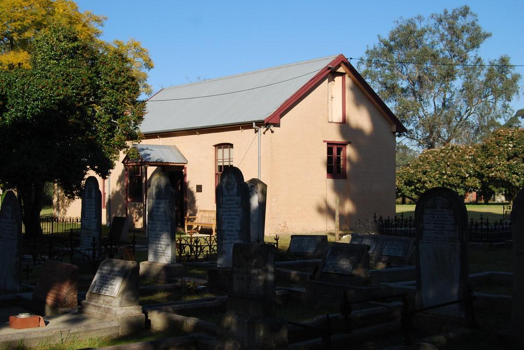 Heber Chapel - Cobbitty NSW