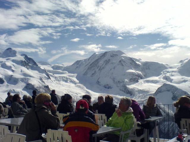 Gornergrat (Zermatt) Switzerland  2008