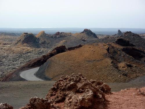 Timanfaya Landscape (02/04/2011)