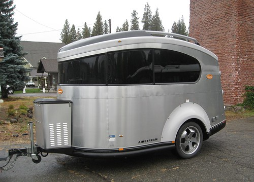 Airstream Travel Trailer | by brewbooks