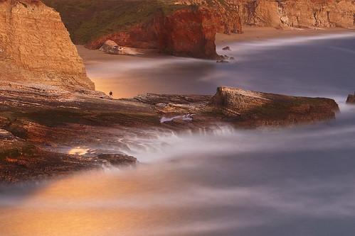 Night Shooter - Hole in the Wall Beach, Santa Cruz, California | by PatrickSmithPhotography