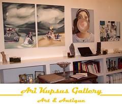 2011. május 3. 16:15 - Díjeső az Ari Kupsus Galériában (Csillag születik?)