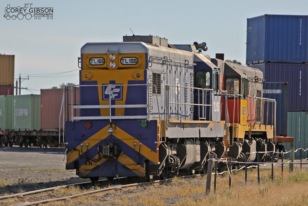 TL155 & T342 at Horsham by Corey Gibson