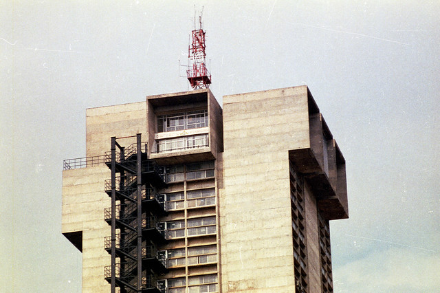 bangalore - Vishveshwaraiah Towers 10