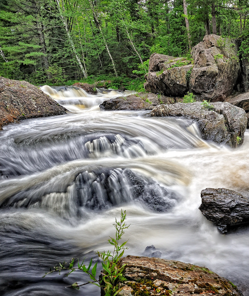 Dead River Falls - Marquette, Michigan