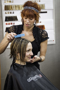 Hair Cutting & Styling by Bedazzled Salon & Day Spa, Roscoe, IL | by BedazzledSalonSpa