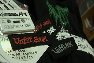Unfit Scum master for 4WAYFORDESTRUCTION II  (27/03/2011)   by Misoshiru of Death