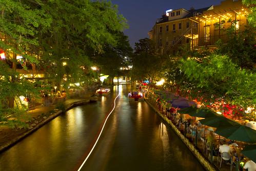 San Antonio Riverwalk Evening | by StuSeeger