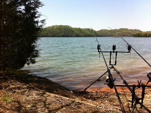 camping fishing tn angling dalehollowlake carpanglersgroup