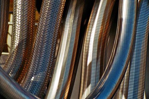 tubes by Jannik Hildebrand
