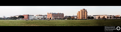 Southsea Common Panorama | by Hexagoneye Photography