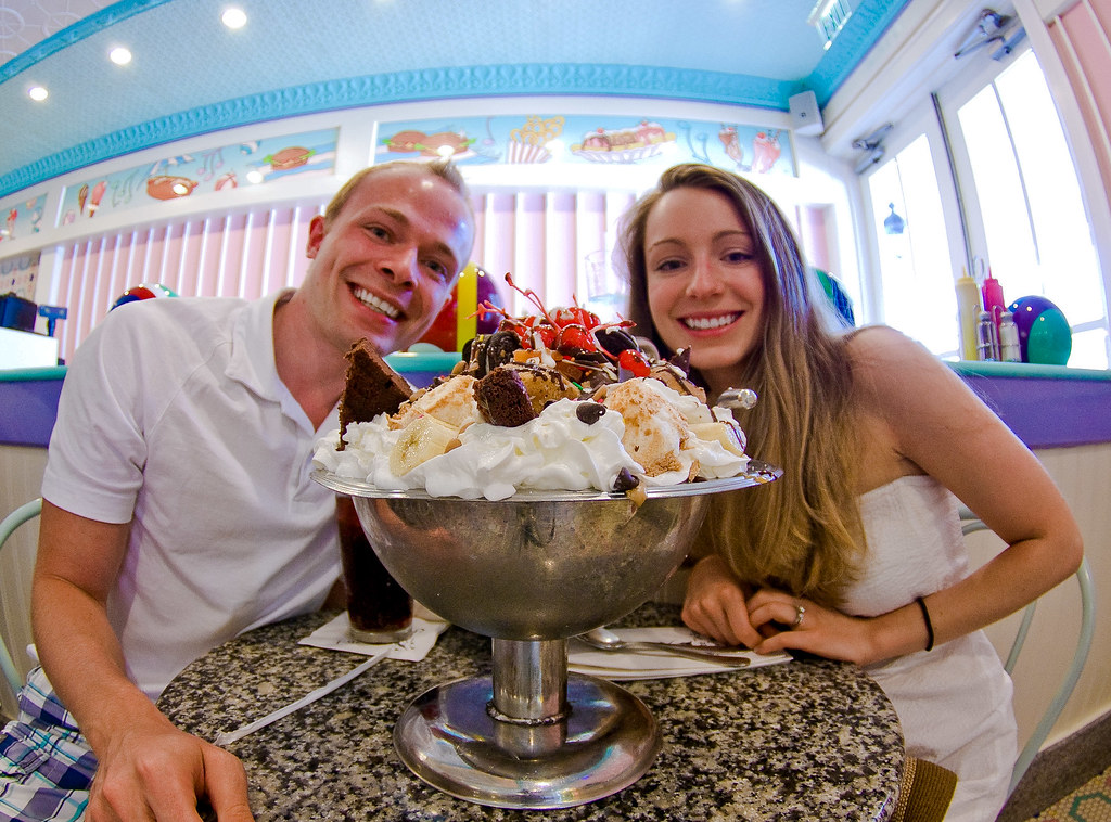 Beaches Cream Kitchen Sink Check Out Www Touringplans Flickr
