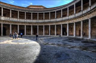 Alhambra - Palace of Charles V | by Romtomtom