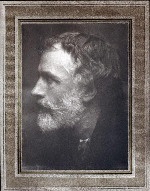 Frederick Hollyer - George Meredith, 1909