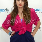 Alexa Ray Joel tied shirt