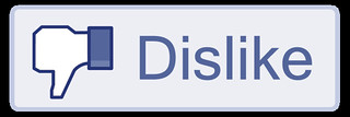dislike button | by Sean MacEntee