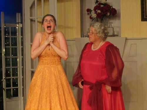 Ansbach - Leading Ladies | Stephanie Schreiner as Audrey