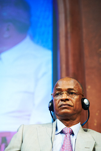 Cellou Dalein Diallo, Former Prime Minister of Guinea and President of Union of Democratic Forces of Guinea (UFDG) | by Friends of Europe
