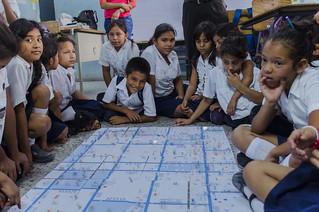 Taller Niños @ Escuela Lazarus | by ecosistema urbano