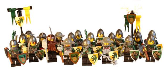 Lenfel Melee Infantry