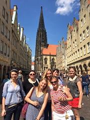 Aktivenfahrt nach Münster