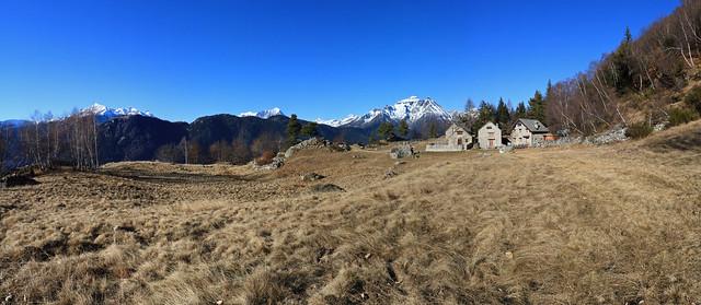 Coipo - Alpe Buscain, Valle d'Ossola