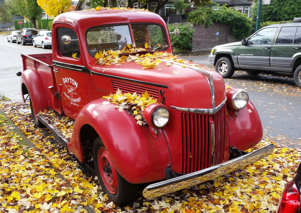1940 Ford one ton V8 pickup