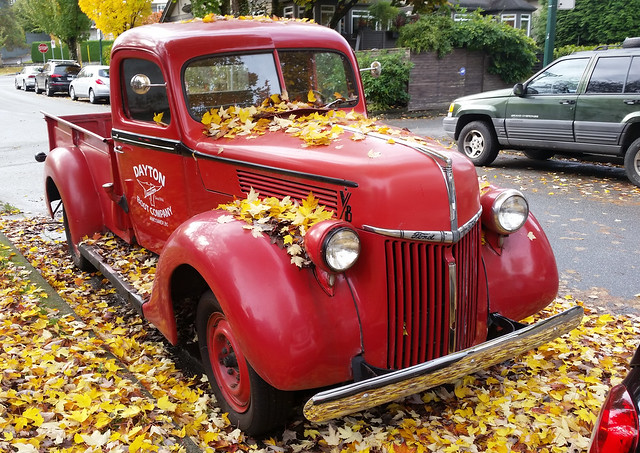 1940 Ford one ton V8 pickup