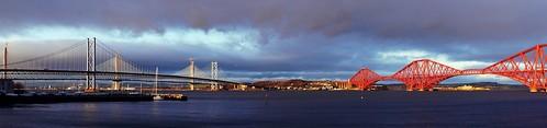 The Three Bridges Panorama
