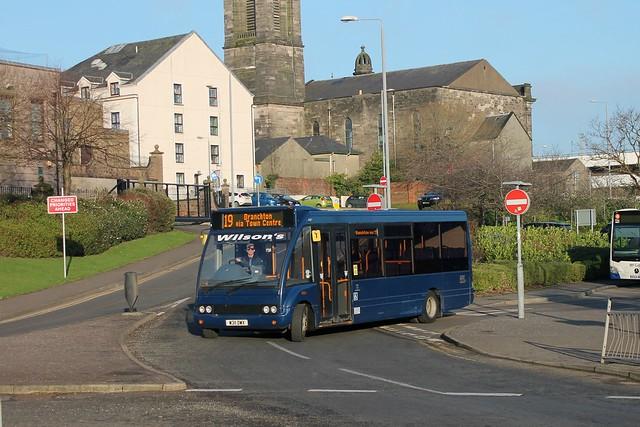 Wilson's Buses - W311 DWX