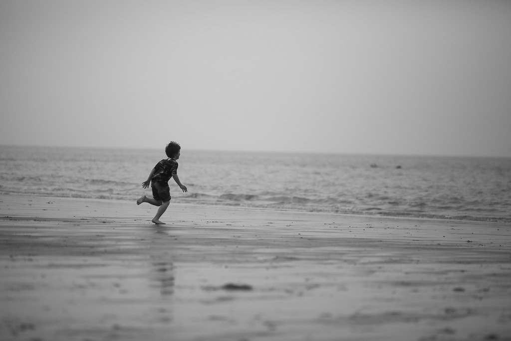 Running to the North sea